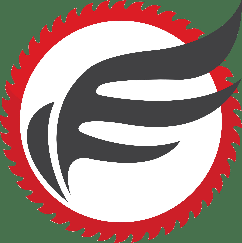 flying-cut-off Saw blade icon